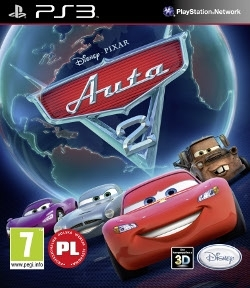 Cars 2 / Auta 2 PL (PS3)